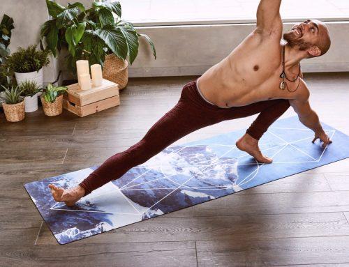 Pasos para preparar una rutina de yoga en casa