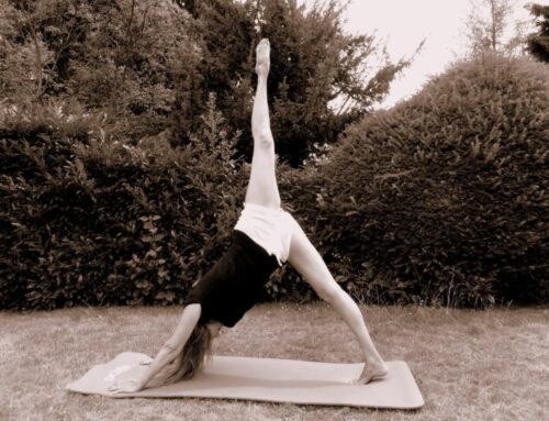 Posiciones de yoga para fortalecer los gluteos
